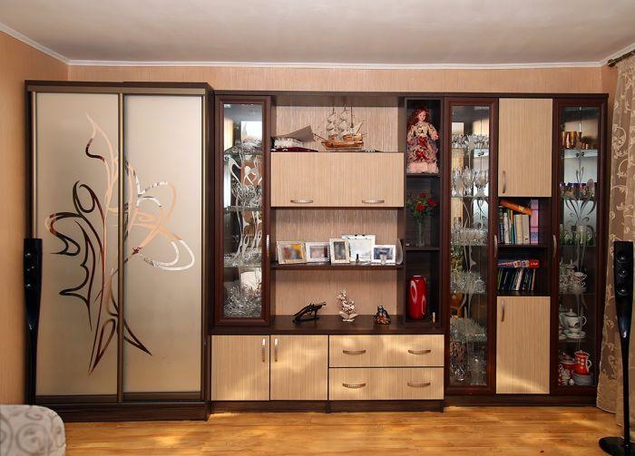 Помимо чисто практической функции шкафы-купе выполняют функцию эстетическую: огромный выбор типов, размеров, а