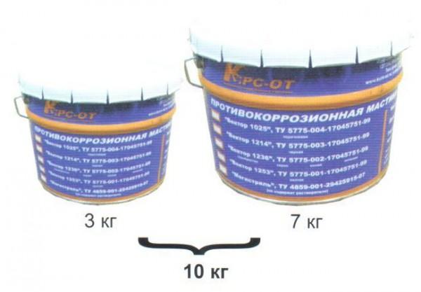 Мастика вектор 1236 технические характеристики и цена грунты бетоноконтакт-ст 17